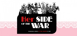 Logo Her Side of the War