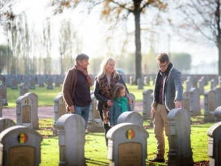 Belgian Military Cemetery Houthulst