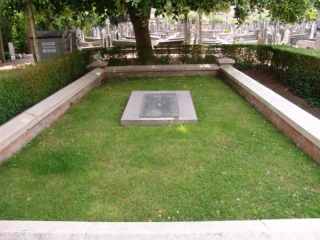 """French military cemetery """"French Ossuary"""" Veurne"""
