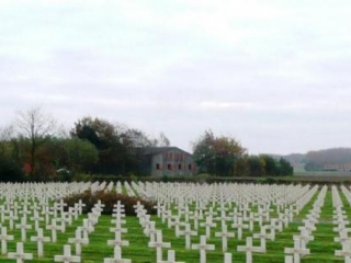 French military cemetery Saint Charles de Potyze