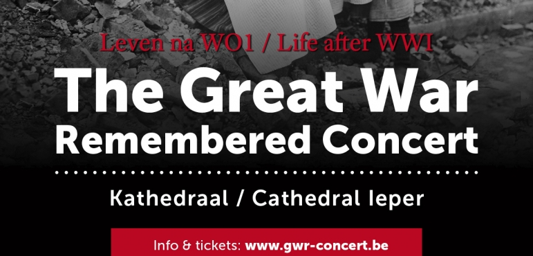 The Great War Remembered concert