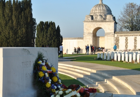 Tyne Cot Military Cemetery
