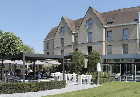 Hotel Ariane - Ieper - gelauwerd als nr 1 in de Top 25 van de viersterrenhotels in België in de Traveler's Choice Awards van Trip Advisor - Westhoek